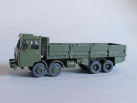 Foden Low Mobility S85 Cab 8x4 Cargo